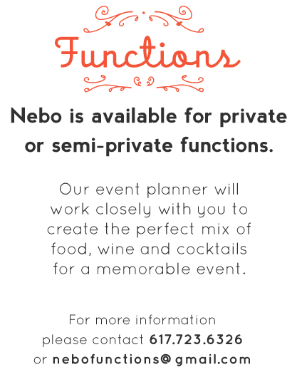 Nebo Functions